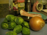 A Tour Through Belgium: Liege-style Brussels Sprouts
